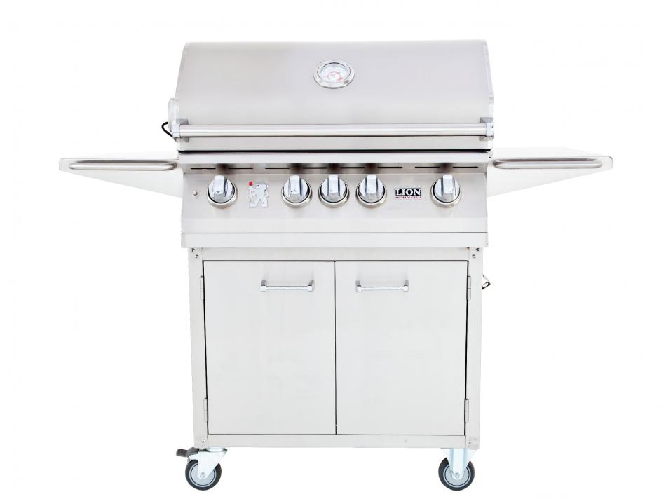 lion grill bbq L75000 Premium cart