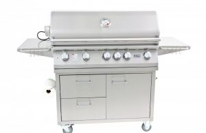 L90000 premium cart lion grills bbq