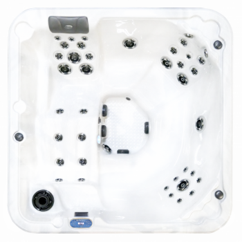 es76l clearwater spa evergreen series 5 person hot tub