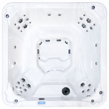 es93 clearwater spa evergreen series 7 person